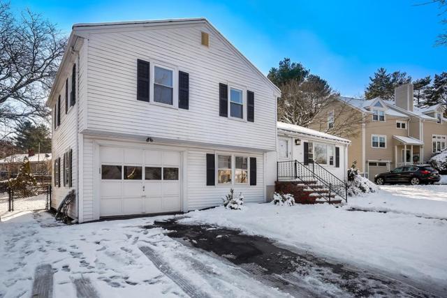 11 Randolph St, Canton, MA 02021 (MLS #72263774) :: ALANTE Real Estate