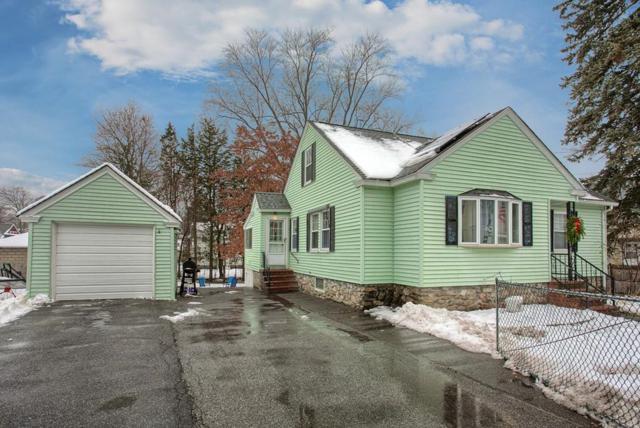 7 Barker Street, Methuen, MA 01844 (MLS #72263836) :: Exit Realty