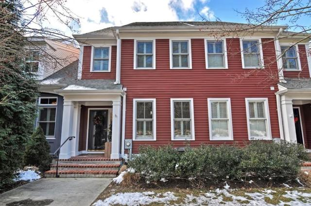 4 White Street 10-2, Norton, MA 02766 (MLS #72263923) :: ALANTE Real Estate