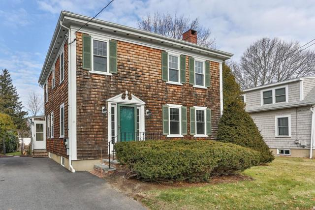 5 Hall St, Plymouth, MA 02360 (MLS #72264002) :: ALANTE Real Estate