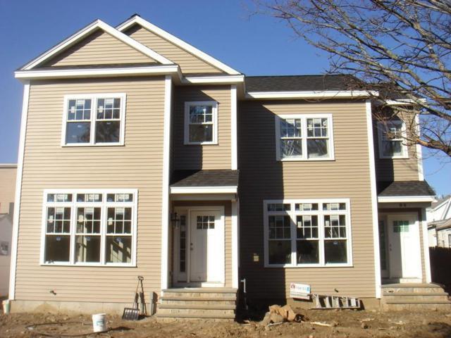 Lot B Loomis Avenue #2, Watertown, MA 02472 (MLS #72264157) :: Welchman Real Estate Group | Keller Williams Luxury International Division