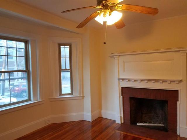 5 Beals St. #1, Brookline, MA 02446 (MLS #72264212) :: Ascend Realty Group