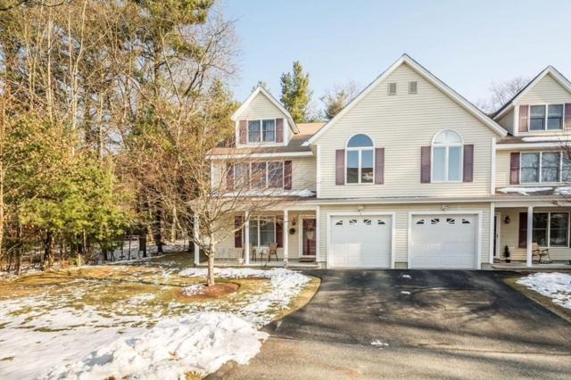 5 Sumner Cheney Pl. #5, Reading, MA 01867 (MLS #72264245) :: Kadilak Realty Group at RE/MAX Leading Edge