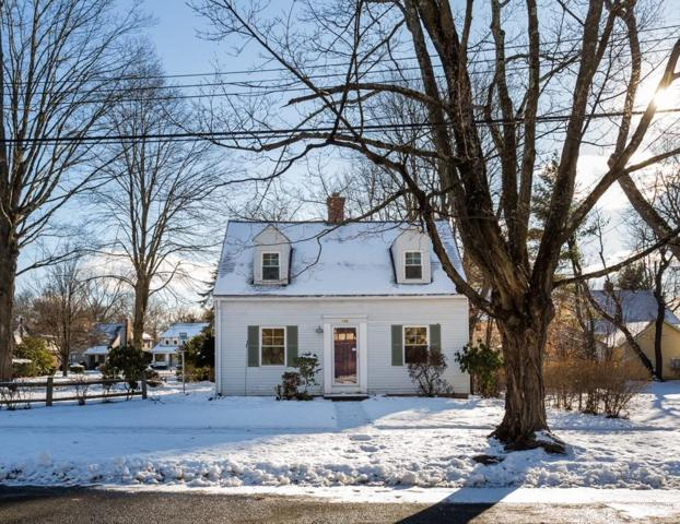 155 Belleclaire Ave., Longmeadow, MA 01106 (MLS #72264308) :: NRG Real Estate Services, Inc.