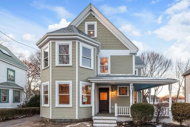 99 Maple Street, Milton, MA 02186 (MLS #72264380) :: Keller Williams Realty Showcase Properties
