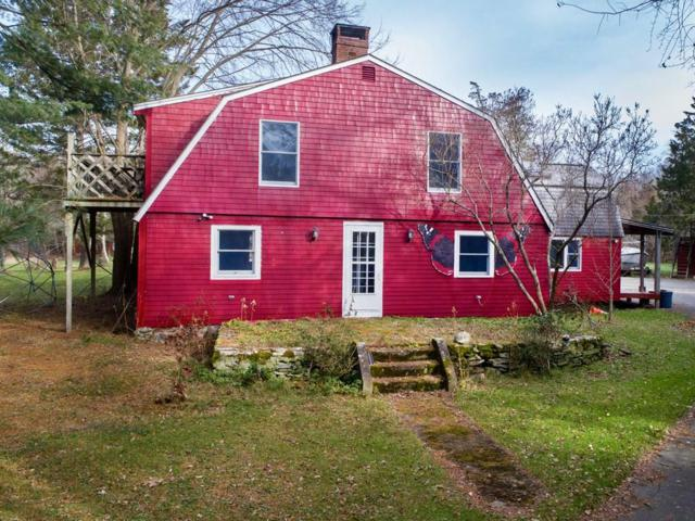 211 Hornbine Rd, Swansea, MA 02777 (MLS #72264528) :: Ascend Realty Group
