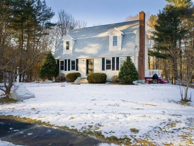6 Iris Ln, Foxboro, MA 02035 (MLS #72264600) :: ALANTE Real Estate
