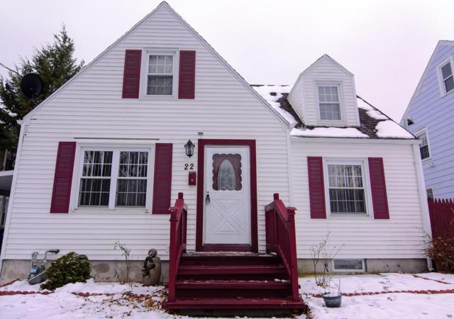 22 Wheeler Ave, Springfield, MA 01118 (MLS #72264707) :: Anytime Realty