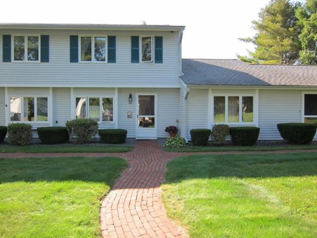 174 Lowell Rd #64, Mashpee, MA 02649 (MLS #72264733) :: ALANTE Real Estate