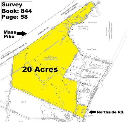 Lot-5B Northside Rd, Charlton, MA 01507 (MLS #72264746) :: ALANTE Real Estate