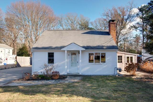 46 Thorne Rd, Bourne, MA 02532 (MLS #72264751) :: ALANTE Real Estate