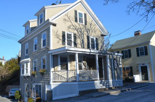 24 Front St #2, Marblehead, MA 01945 (MLS #72264771) :: ALANTE Real Estate