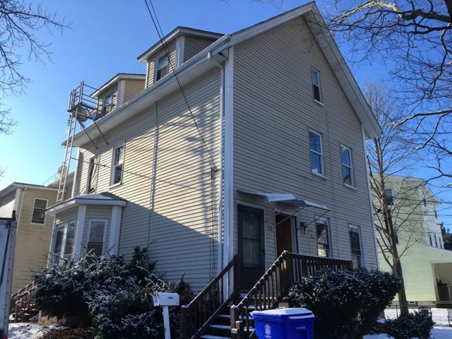 209 High Street #1, Taunton, MA 02780 (MLS #72264773) :: ALANTE Real Estate