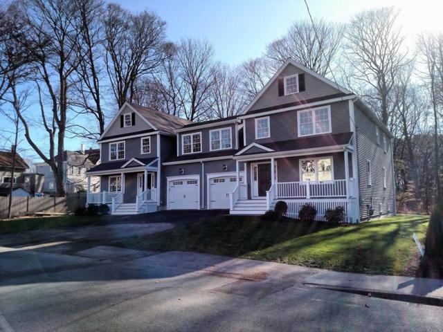 6 Fisher Street #6, Natick, MA 01760 (MLS #72264972) :: Vanguard Realty