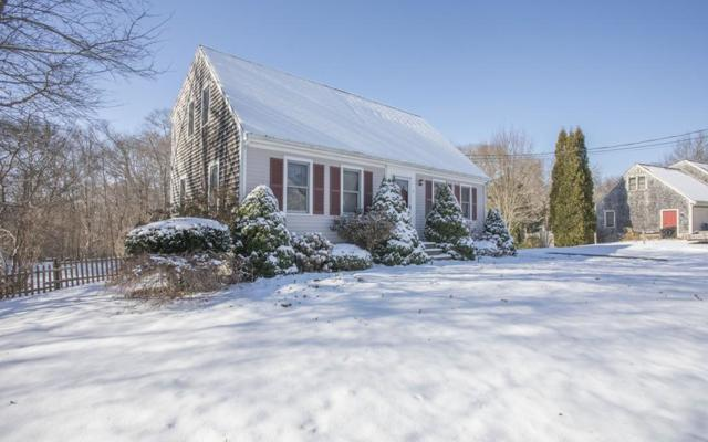 5 Suvenchy Dr, Fairhaven, MA 02719 (MLS #72264986) :: Vanguard Realty