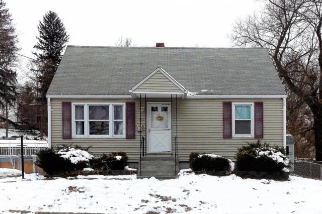 50 Evergreen Rd, Lowell, MA 01852 (MLS #72265053) :: Goodrich Residential