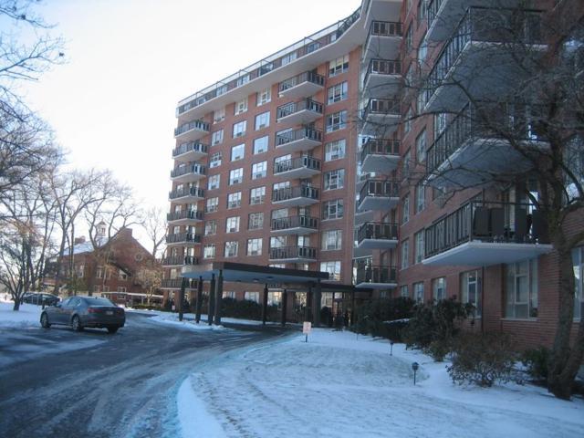 280 Boylston #508, Newton, MA 02467 (MLS #72265955) :: Goodrich Residential