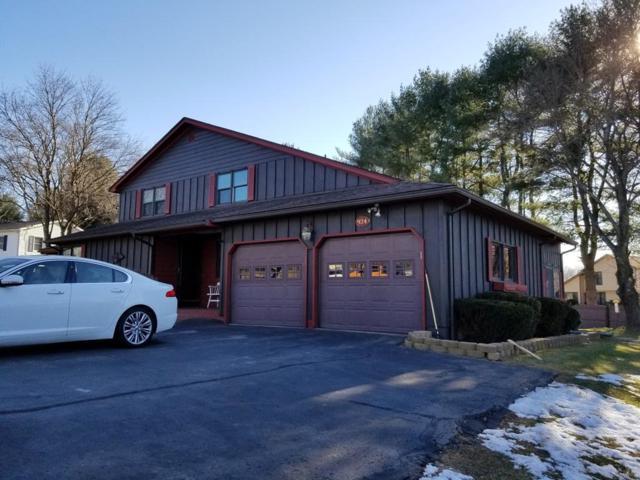 924 Dewey Street, West Springfield, MA 01089 (MLS #72266410) :: Goodrich Residential