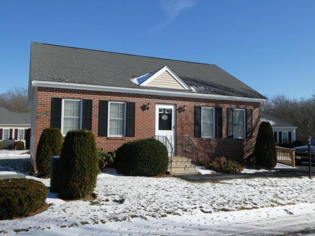 1 Agnes Way #1, Lakeville, MA 02347 (MLS #72267096) :: Berkshire Hathaway HomeServices Mel Antonio Real Estate