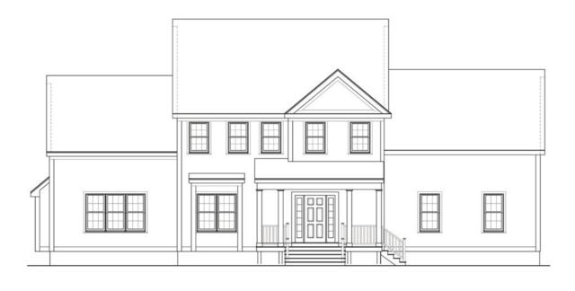 Lot 17 Cherry Tree Lane, Groton, MA 01450 (MLS #72267189) :: Goodrich Residential