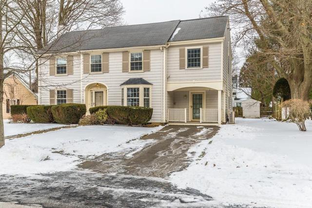 14 Rose Avenue, Marblehead, MA 01945 (MLS #72267217) :: Goodrich Residential