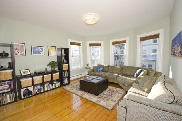 43 Springfield St. #2, Somerville, MA 02143 (MLS #72267282) :: Goodrich Residential