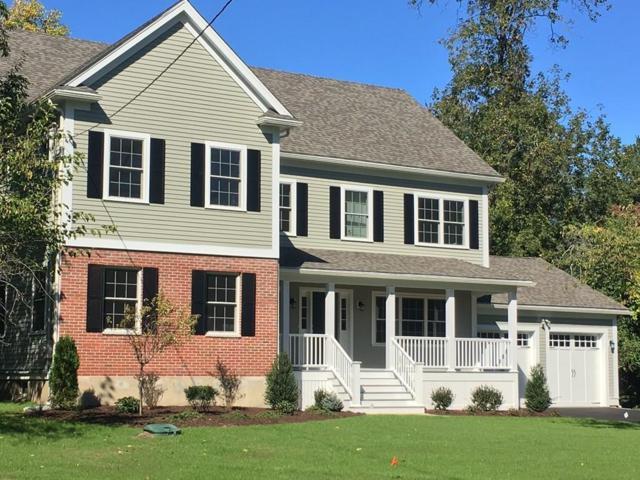 21 Lockeland Road, Winchester, MA 01890 (MLS #72267318) :: Kadilak Realty Group at Keller Williams Realty Boston Northwest
