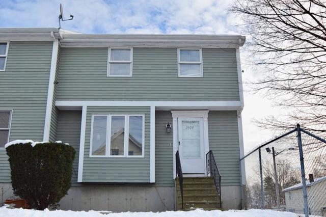 240 Water Street F, Lawrence, MA 01841 (MLS #72267675) :: Goodrich Residential