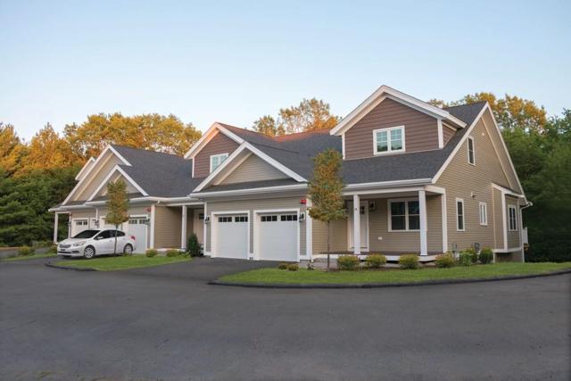 8 Longwood Lane #8, Hanover, MA 02339 (MLS #72267844) :: Keller Williams Realty Showcase Properties