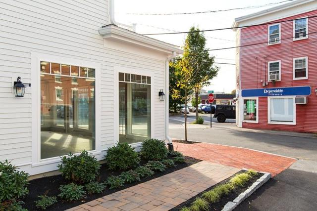 1 Brook Street C, Cohasset, MA 02025 (MLS #72268103) :: Keller Williams Realty Showcase Properties
