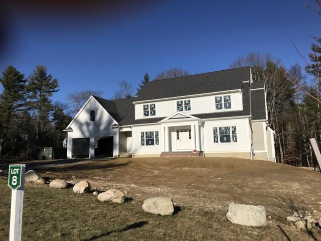 4 Studley Farm Road, Scituate, MA 02066 (MLS #72268749) :: Keller Williams Realty Showcase Properties