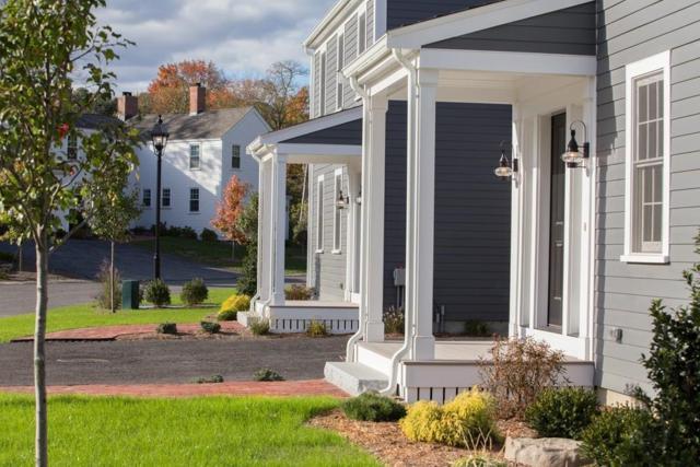 21 Damon Farm Way #21, Norwell, MA 02061 (MLS #72268881) :: Keller Williams Realty Showcase Properties