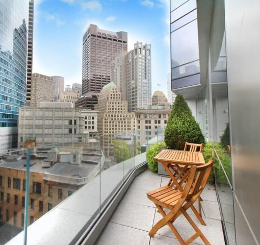 1 Franklin Street #1007, Boston, MA 02110 (MLS #72268939) :: Charlesgate Realty Group