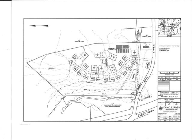 Lot 0 West Street, Berlin, MA 01503 (MLS #72269085) :: ALANTE Real Estate