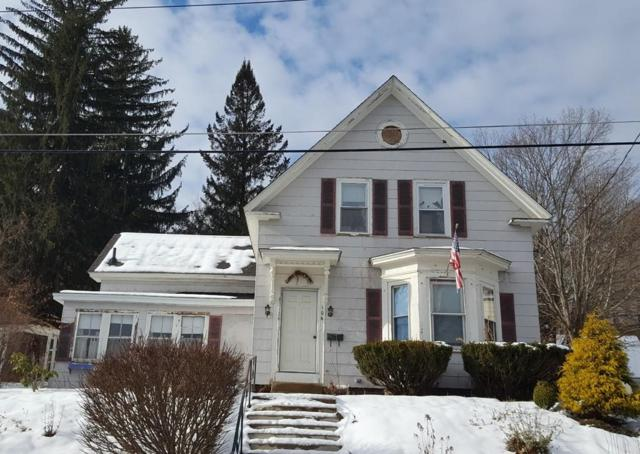 106 Phillips St, Fitchburg, MA 01420 (MLS #72269226) :: Goodrich Residential
