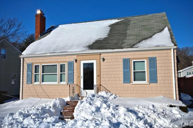 45 Rockwood Street, Holbrook, MA 02343 (MLS #72269305) :: Keller Williams Realty Showcase Properties