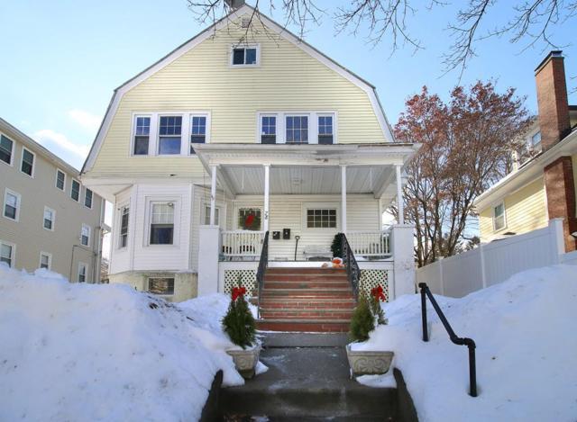 78 Fletcher Street, Boston, MA 02131 (MLS #72269324) :: Commonwealth Standard Realty Co.