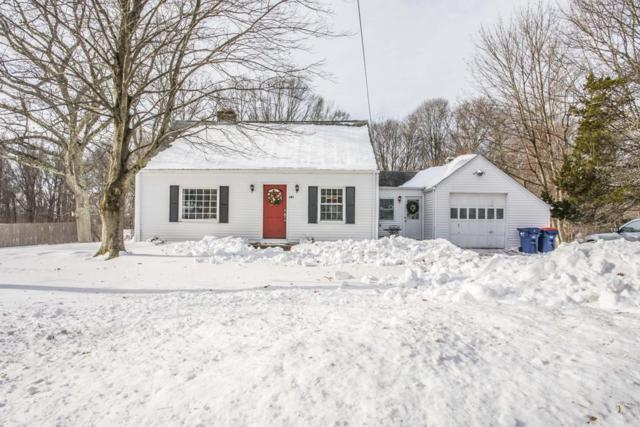 181 Cole St, Seekonk, MA 02771 (MLS #72269385) :: Goodrich Residential
