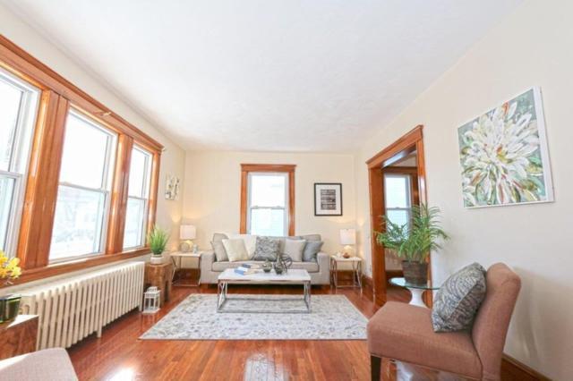23 Leniston Street #1, Boston, MA 02131 (MLS #72269492) :: Commonwealth Standard Realty Co.