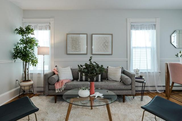 325 Lowell St #2, Somerville, MA 02145 (MLS #72269555) :: Goodrich Residential