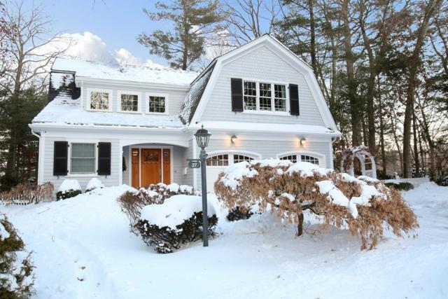 27 College Road, Wellesley, MA 02482 (MLS #72270177) :: Commonwealth Standard Realty Co.