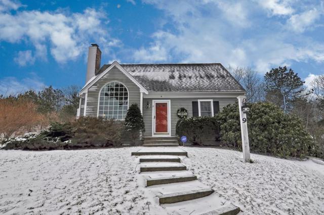 9 Daniel Webster Road, Bourne, MA 02559 (MLS #72270211) :: Goodrich Residential
