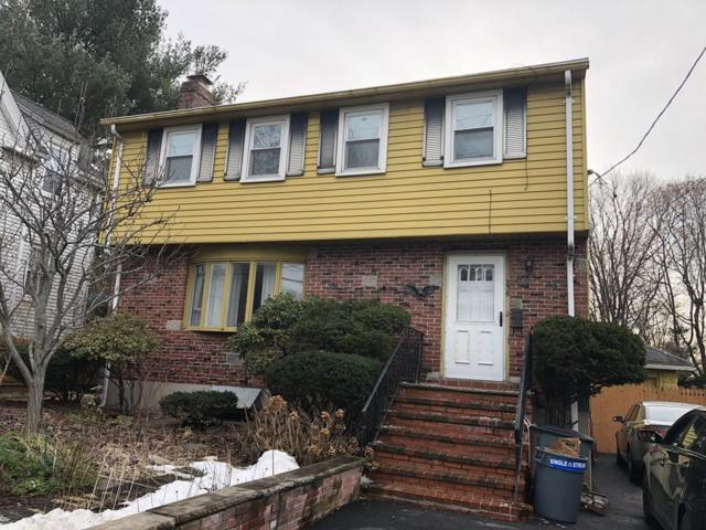 356 Quarry St, Quincy, MA 02169 (MLS #72270434) :: Hergenrother Realty Group