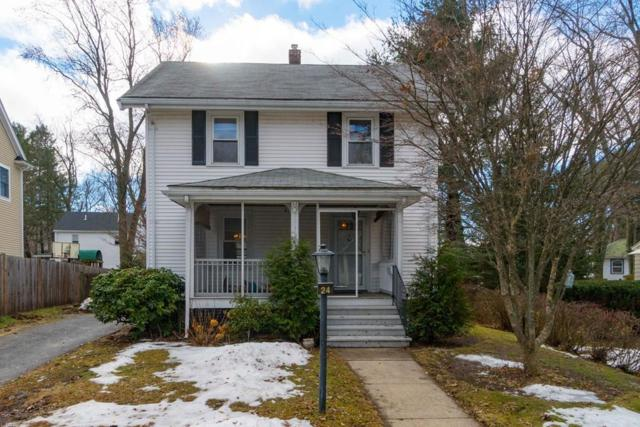 24 Brookside Ave, Winchester, MA 01890 (MLS #72270689) :: Kadilak Realty Group at Keller Williams Realty Boston Northwest
