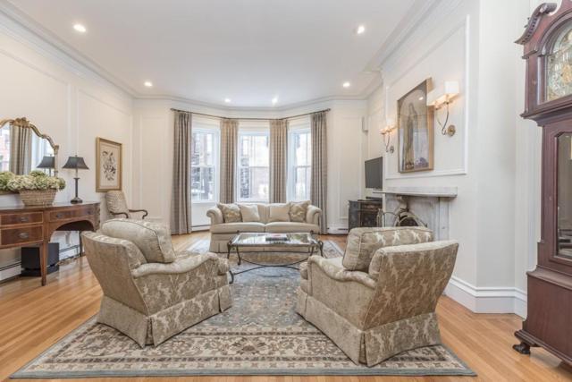 28 Marlborough Street #1, Boston, MA 02116 (MLS #72270931) :: Commonwealth Standard Realty Co.
