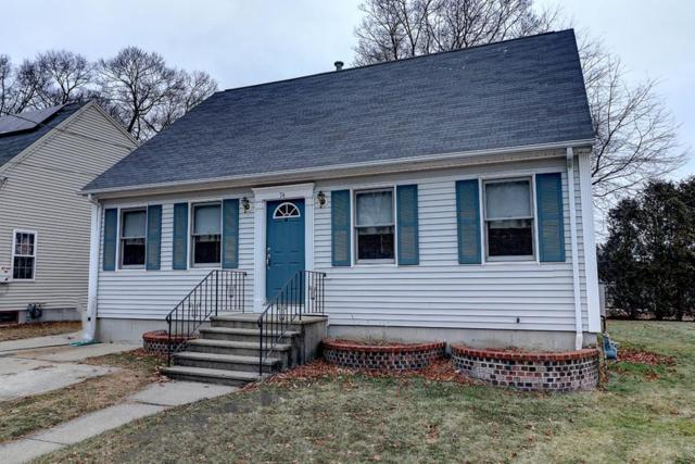 74 Pequot, Cumberland, RI 02864 (MLS #72271187) :: Westcott Properties