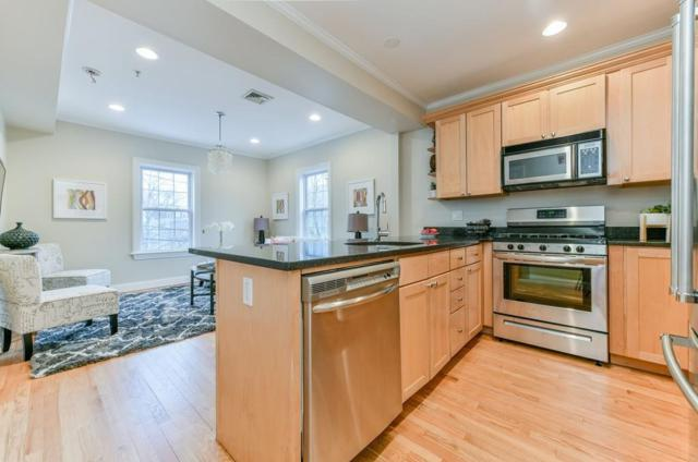 394 Norfolk Street #2, Cambridge, MA 02139 (MLS #72271257) :: Goodrich Residential