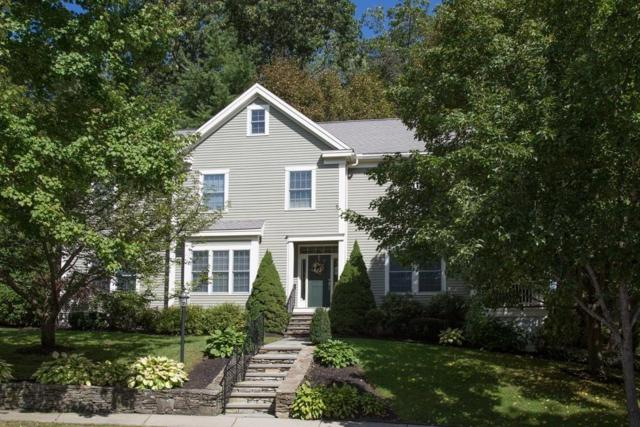 18 Norumbega Court, Newton, MA 02466 (MLS #72271427) :: Commonwealth Standard Realty Co.