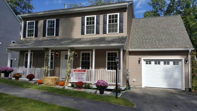 10 Cherry Blossom Circle #51, Worcester, MA 01605 (MLS #72271429) :: Goodrich Residential