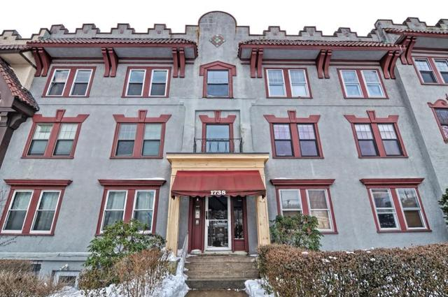 1738 Commonwealth Ave #6, Boston, MA 02135 (MLS #72271431) :: Vanguard Realty